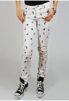 The Lara Number Pants