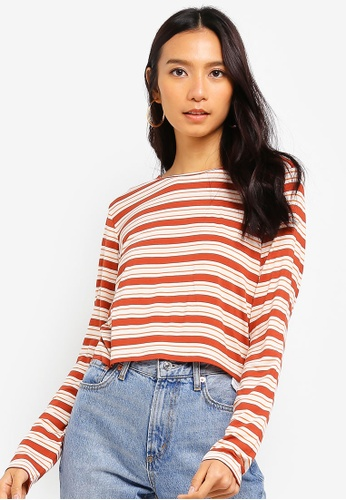 4a66a989 Shop Cotton On Baby Tee Long Sleeve Online on ZALORA Philippines