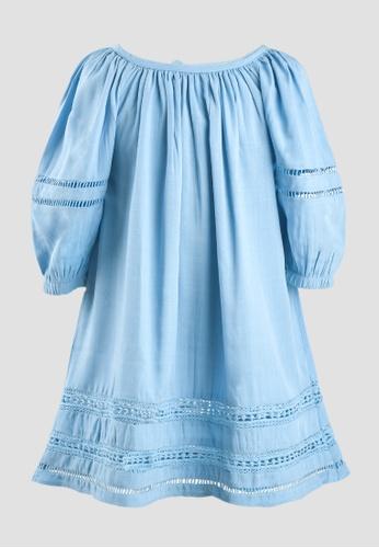 Tili Dahli blue Wind Dress (Baby) EF905KAD951D81GS_1