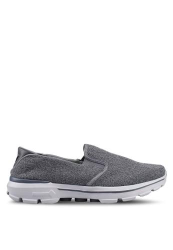 UniqTee grey Lightweight Slip-On Sport Shoes Sneakers D8E32SHC360DFDGS_1
