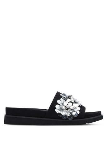 Call It Spring black Ronchena Sandals CA512SH0SCN9MY_1