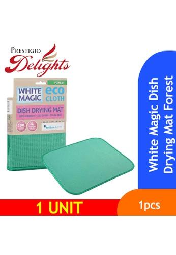 Prestigio Delights White Magic Dish Drying Mat Forest E8996ES0BC0021GS_1
