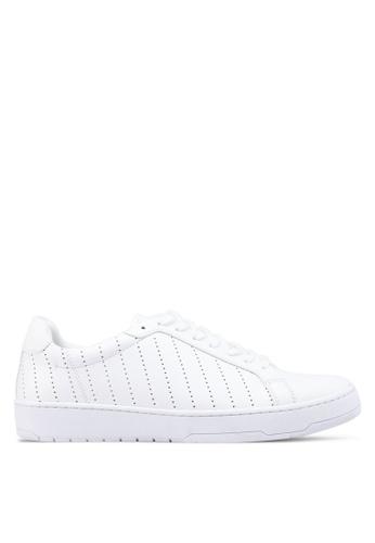 ALDO white Karessi Sneakers 6709ASHFE43F2BGS_1