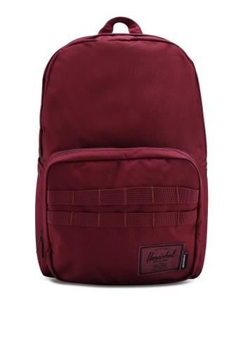 Herschel red Pop Quiz Backpack EEC1BACD6E58C5GS_1