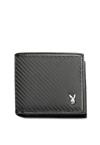 Playboy black Playboy RFID Blocking Wallet BCA15ACC16011CGS_1