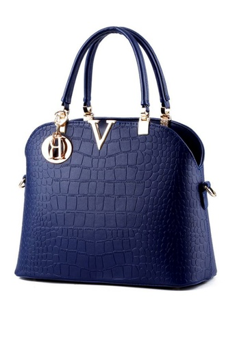 TCWK blue Ladies Handbag TC258AC71GDCMY_1