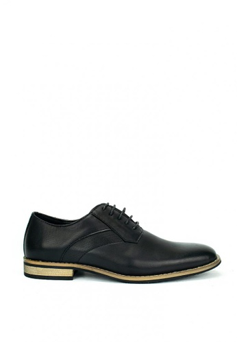 Mario D' boro Runway black Henry Formal Shoes E0BE8SH595E479GS_1