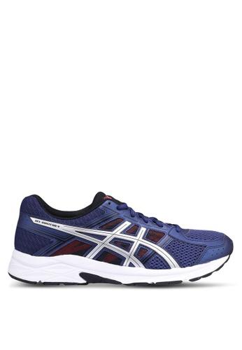 Asics navy Gel-Contend 4 Shoes 25EC2SHEAC902FGS_1