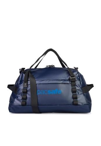 Pacsafe blue Pacsafe Dry Lite 40L Anti-Theft Duffel (Lakeside Blue) EA021AC9203E35GS_1