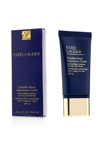 Estée Lauder ESTÉE LAUDER - Double Wear Maximum Cover Camouflage Make Up (Face & Body) SPF15 - #07/3C4 Medium/Deep 30ml/1oz 0C77CBEA3C5579GS_1