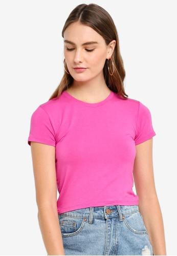 Cotton On pink The Baby Tee 11457AA82FCD1CGS_1