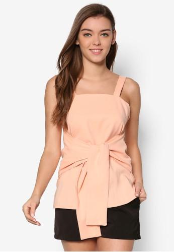 Daisy's 蝴蝶結雙肩帶上esprit品牌介绍衣, 服飾, 上衣