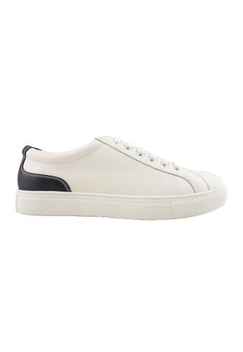 Rad Russel white Rad Russel Sneakers RA654SH76WMHSG_1