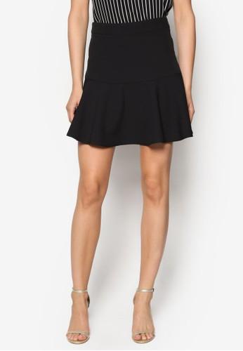 喇叭短裙、 服飾、 裙子ZALORA喇叭短裙最新折價