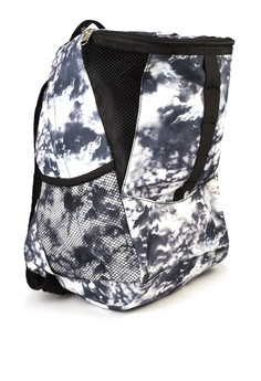 Backpack with Shoe Pocket