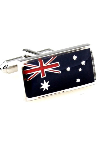The Little Link Cufflinks black Australian Cufflinks TH089AC07QVGSG_1