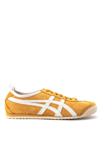 Onitsuka Tiger grey and white Mexico 66 Sneakers ON625SH30HTDPH_1