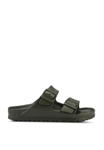 BIRKENSTOCK green Arizona EVA Sandals 8424FSH2C66206GS_1