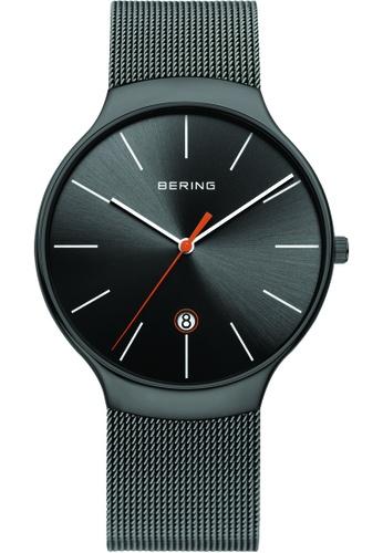 Bering grey Bering Classic Grey 38 mm Unisex Watch (13338-077) DD927AC340AF31GS_1