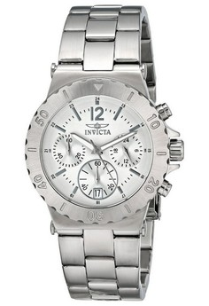 Specialty Lady 38mm Stainless Steel Strap Watch 1275