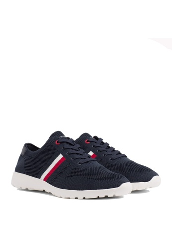 Tommy Hilfiger black EXTRA LIGHWEIGHT KNITTED RUNNE 2B48CSH3CAD49CGS_1