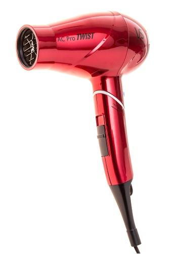 Vidal Sassoon red AC Pro Twist Dryer VI025BE70YSBPH_1