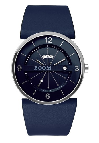 Zoom navy Casual Men's Watches ZM 3660M.2503 84837ACADC34F0GS_1