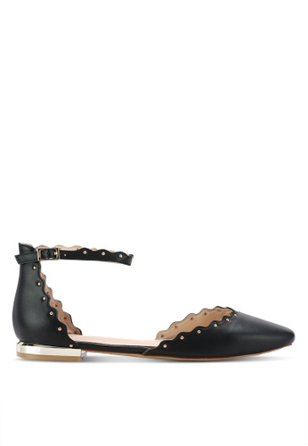 Nose black Pointed Stud Pumps NO327SH0RC7OMY_1