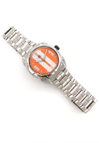 Mini orange Analogue Watch MI057AC10AINHK_1