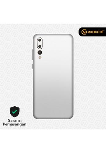 Exacoat Huawei P20 Pro Skins True Colors - Matte White 3E867ESFFA9B39GS_1