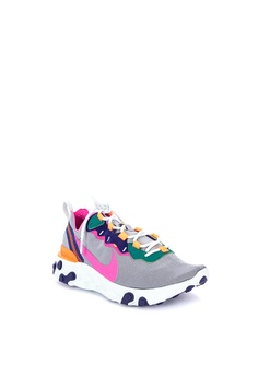 new styles 657fa 7fc46 Nike Nike React Element 55 Shoes Php 6,745.00. Available in several sizes