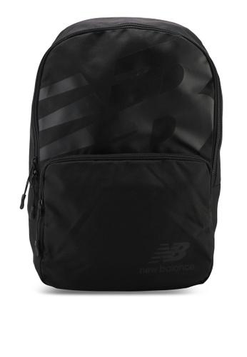 New Balance black Team Backpack 07F68AC6D79566GS_1