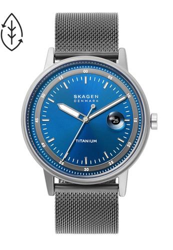 SKAGEN grey Henriksen Watch SKW6754 E95F5ACA5DA32CGS_1