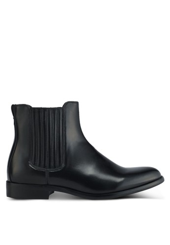 Call It Spring black Fourman Boots 88F03SHEA21A50GS_1