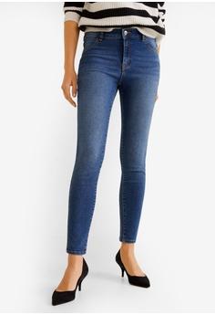 90a66d155f82 Mango blue Jane Skinny Jeans DE11AAA6271756GS 1
