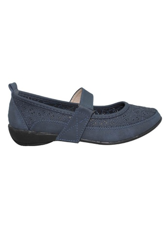 midzone blue Comfortable Women Loafer MI949SH80LJFMY_1