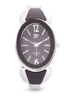 Quartz Analog Oblong Watch