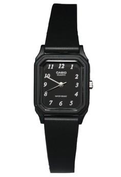 Casio-Jam Tangan Wanita-Resin-LQ142-1BDF Hitam