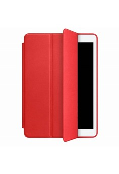 Leather Smart Cover for Apple iPad Pro (Red)