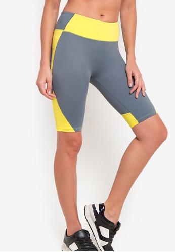 Wacoal grey Bodycon Shorts WA819US40CBNPH_1