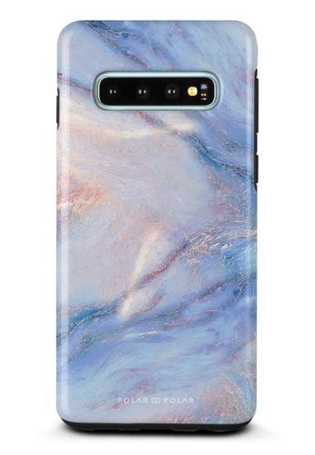 Polar Polar pink Fairy Samsung Galaxy S10 Dual-Layer Protective Phone Case (Glossy) 4C26EACE39661FGS_1