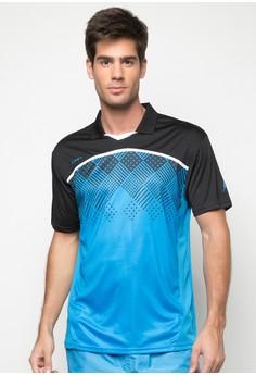 ACCEL Q+ Teves Kool-Dri Polo Shirt