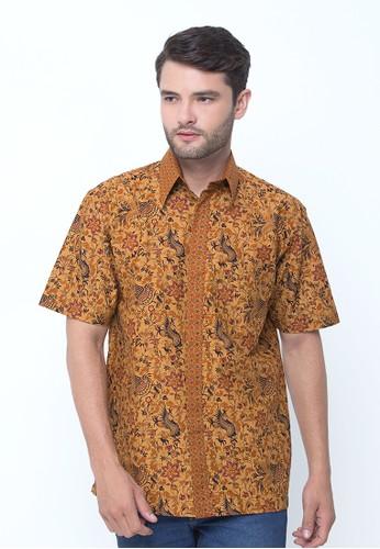 Batik Indra Loka Short Sleeve Lasem