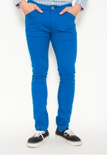 DENIZEN blue DENIZEN Men's Chino Pants - Classic Blue DZ-32006-0460 15143AA9CD3E89GS_1