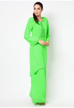 Natrah Damia Baju Kurung