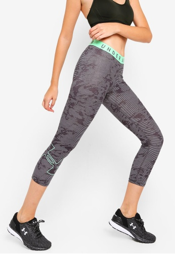 Under Armour grey Favorite Graphic Crop Logo EDC5AAAF25700FGS_1