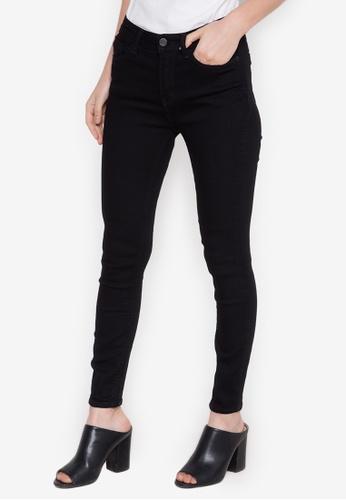 Stylistic Mr. Lee black Ladies Extreme Skinny (Hi Rise) Pants MR206AA0K408PH_1