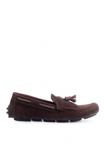 MIG brown MIG Footwear Gloster Moccasin Brown MI684SH0UFQ7ID_1