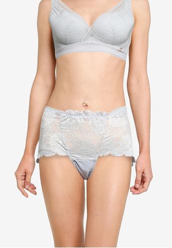 Impression grey Maxi Lace Panties 1D4CBUSC86AC7EGS_1
