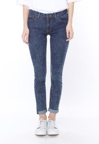 Aromore blue Aline Skinny Jeans 4F97CAA5A9B586GS_1